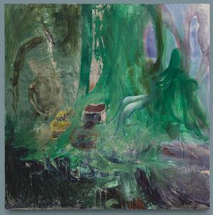 Replanted No. 4 by Qiu Xiaofei contemporary artwork