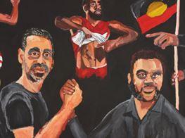 Vincent Namatjira Wins $100,000 Archibald Prize 2020