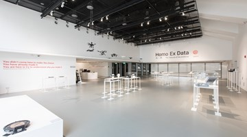 Contemporary art exhibition, Group Exhibition, Homo Ex Data – The Natural of the Artificial  科•然 at HKDI Gallery, Hong Kong