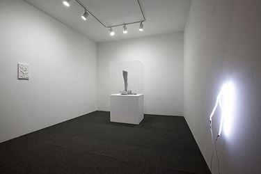 Exhibition view: Daniel Firman,Infra Gravity, CHOI&LAGER Gallery, Seoul (17 September–17 November 2017). Courtesy CHOI&LAGER Gallery.