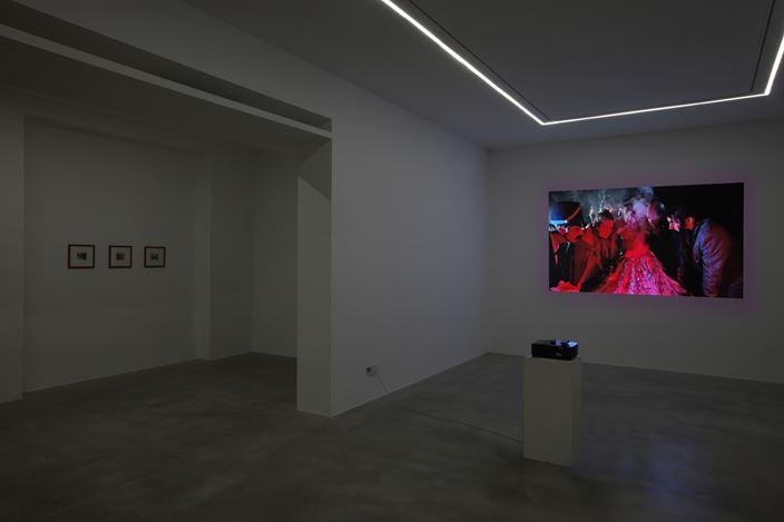 Exhibition view: Tony Oursler, Le Volcan, Poetics Tattoo & UFO, Dep Art Gallery, Milan (6 April–1 June 2019). Courtesy Dep Art Gallery.