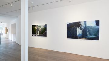 Contemporary art exhibition, Group Exhibition, The Landscape: from the exterior to the interior at rosenfeld, London, United Kingdom