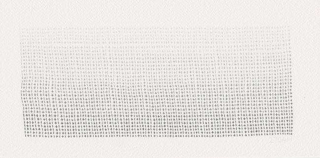 270411 Wednesday by Frances Richardson contemporary artwork
