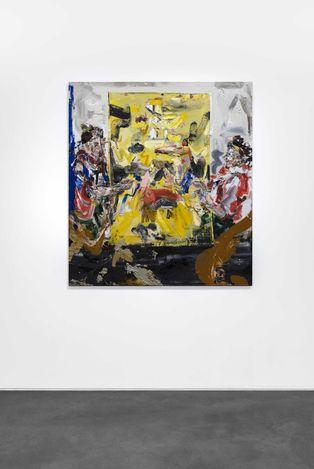 Exhibition view: John Copeland,Heavy Reverb, Huxley-Parlour, London (6 May–6 June 2021). CourtesyHuxley-Parlour.
