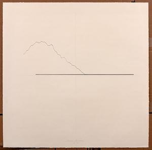 Prospect - Orientation by Michael Biberstein contemporary artwork