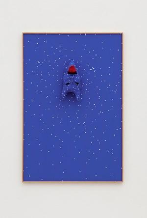 blue devil by Calvin Marcus contemporary artwork