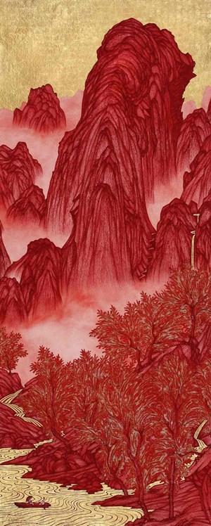Good Times: Maple Lake by Yao Jui-chung contemporary artwork
