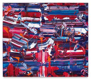Space Divider by Michael Reafsnyder contemporary artwork