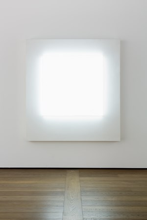 Untitled (White Light Series) by Mary Corse contemporary artwork
