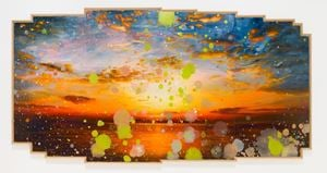 Still - Life (sunset) by Tursic & Mille contemporary artwork
