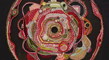 Contemporary art exhibition, Group Exhibition, Loose Ends at Jane Lombard Gallery, New York