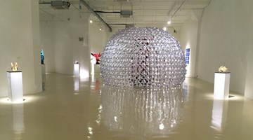 Contemporary art exhibition, Suzann Victor, SEE LIKE A HERETIC at Gajah Gallery, Singapore