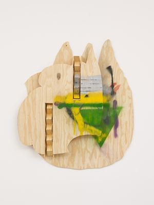 Story VIII by Richard Tuttle contemporary artwork