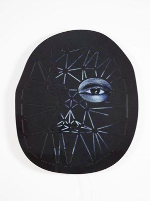 VAL by Tony Oursler contemporary artwork