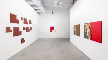 Contemporary art exhibition, Group Exhibition, Cross-cuts at Galeria Nara Roesler, New York
