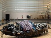 Indian Artists Look Westward and Homeward, at the Queens Museum