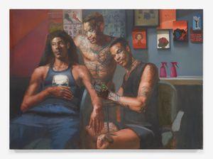 Ink Apprentice by Sylvia Maier contemporary artwork