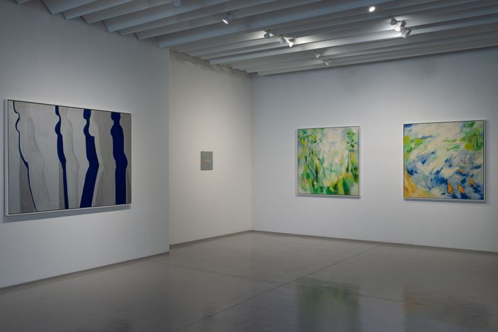 Exhibition view: Susan Weil. Now, Then and Always, Sundaram Tagore Gallery, Chelsea (22 April–28 May 2021). Courtesy Sundaram Tagore Gallery.