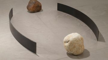 Contemporary art exhibition, Group Exhibition, Silence at Pace Gallery, Geneva, Switzerland