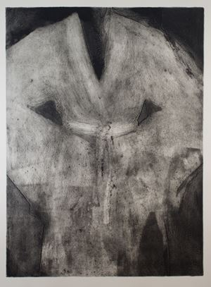 The Finale by Jim Dine contemporary artwork