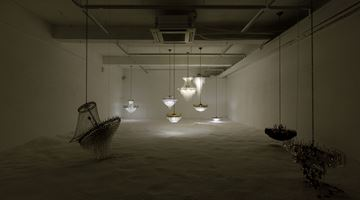 Contemporary art exhibition, Im Suniy, Floating Time, Breathing Words at SPACE SO, Seoul