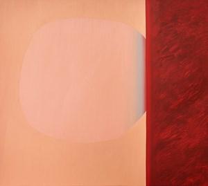 Warp 75 by Min Ha Park contemporary artwork painting