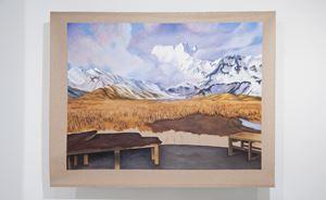Alaska brown bear by Gabriela Bettini contemporary artwork