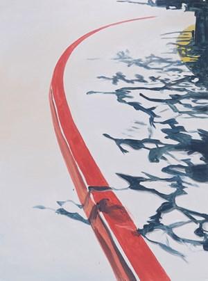 Leaves (RedBorder) by Koen van den Broek contemporary artwork