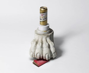 High Life/Low Life by Kesang Lamdark contemporary artwork