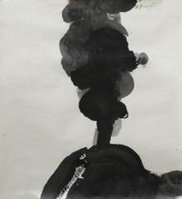1995-B9 by Wang Chuan contemporary artwork works on paper