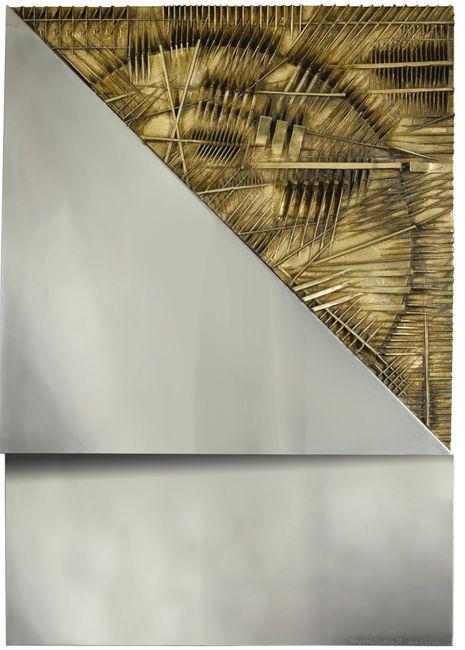 Immagine dell'alba by Arnaldo Pomodoro contemporary artwork