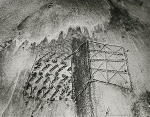 Beach Drawing by John Wood contemporary artwork