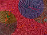 Sonic No. 17 by John Aslanidis contemporary artwork painting