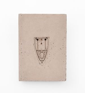 Pressed 05 by Usha Seejarim contemporary artwork
