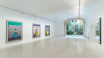 Contemporary art exhibition, Slater Bradley, The Gates of Many Colors at Galería Pelaires, Palma