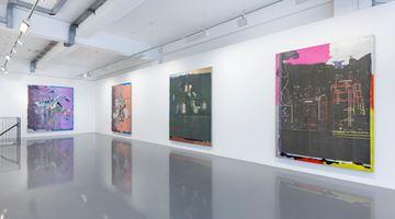 Contemporary art exhibition, Cui Jie, The Peak Tower at Pilar Corrias, Eastcastle Street, London
