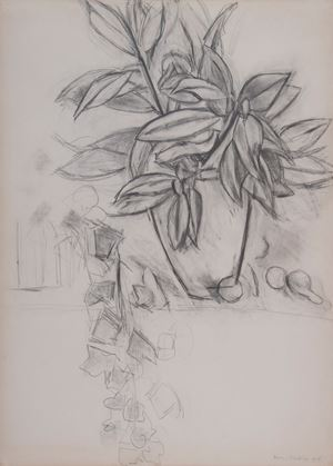 Nature morte au lierre by Henri Matisse contemporary artwork