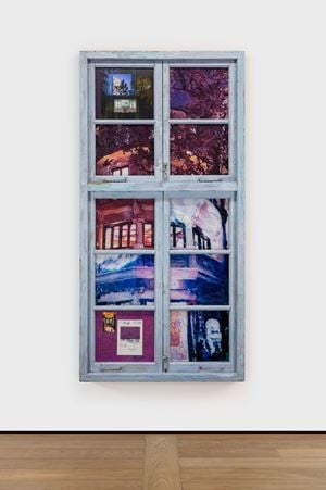 Tetris Window · Rongs' Residence by Li Qing contemporary artwork