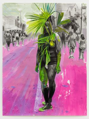 Breadfruit by Cosmo Whyte contemporary artwork