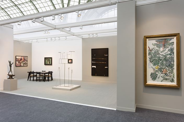 Waddington Custot, FIAC Paris (17–20 October 2019). Courtesy Waddington Custot.