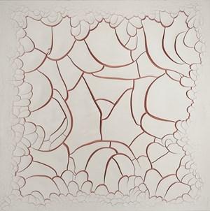 Pearl Song by Adriana Varejão contemporary artwork