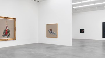 Contemporary art exhibition, Zeng Fanzhi, In the Studio at Hauser & Wirth, London