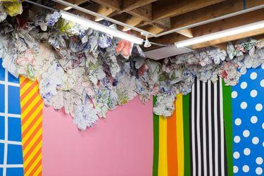 Exhibition view: Group exhibition,B.A.D. Summer, Baik Art, Los Angeles (15 June–8 September 2018). Courtesy Baik Art.