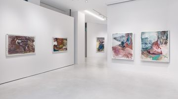 Contemporary art exhibition, Maki Na Kamura, Isoton at SETAREH, Düsseldorf, Germany