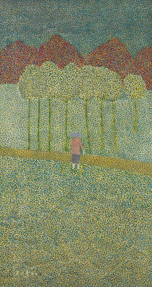 Autumn by Chu Hing-Wah contemporary artwork