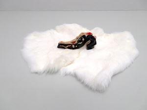 Carol Rama Shoe by Zöe Williams contemporary artwork