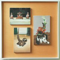 Le Ministre- Box39-07-03/HK15 by Zhou Tiehai contemporary artwork installation