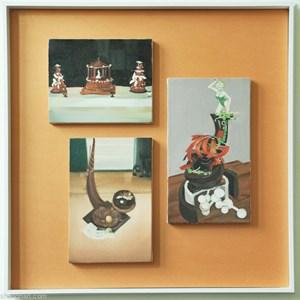 Le Ministre- Box39-07-03/HK15 by Zhou Tiehai contemporary artwork