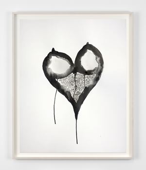 Coeur by Annette Messager contemporary artwork
