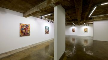 Contemporary art exhibition, Daniel Crews-Chubb, FLOWERS at Choi&Lager Gallery, Seoul